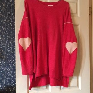 2 LC Lauren Conrad Sweaters for price of one